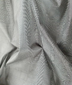 Prince of Wales Silk - Grey