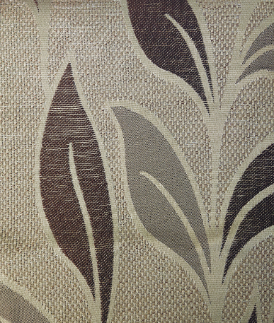 Dundee Pattern Upholstery Collection - Fire Retardant - Beige