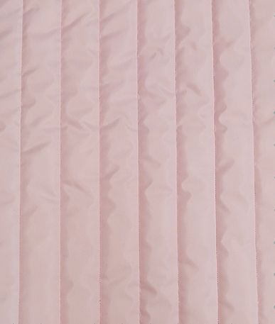 Quilted 4oz Waterproof Fabric Straight - Baby Pink