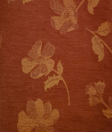 Ellison Upholstery Fabric - Brown