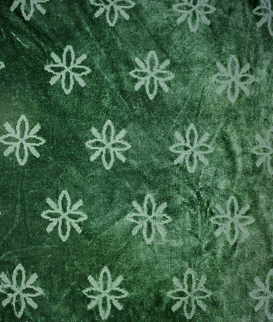 Hayes Upholstery Fabric - Dark Green