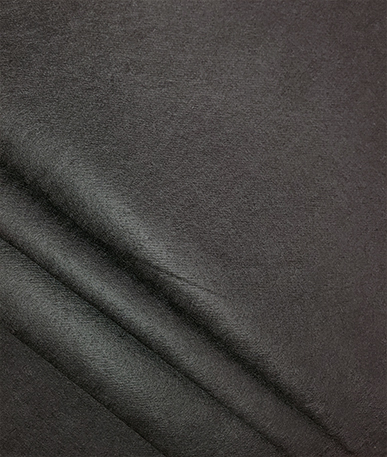 Car Headlining Fabric Felt Backing - Black