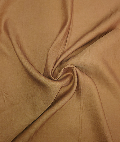 Viscose Silk Linen - Brown