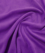 Fleece Fabric - Purple