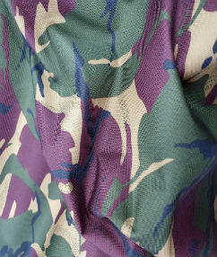 Waterproof Fabric Army Print - 7oz - Army Camoflague