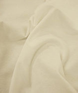 Cotton Jersey Fabric - White