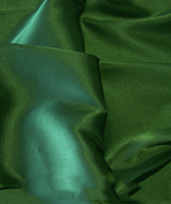 Fire Retardant Display Satin (270cm wide) - Bottle Green