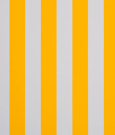 Awning Fabric Block Stripe - Jaune (8553)