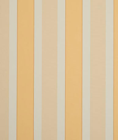 Hardelot Stripe Awning Fabric - Yellow (8612)