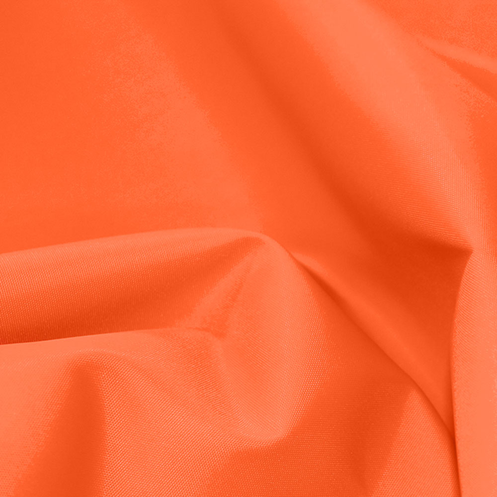 Hi-Vis Waterproof Fabric PU 4oz  - Hi-Vis Orange