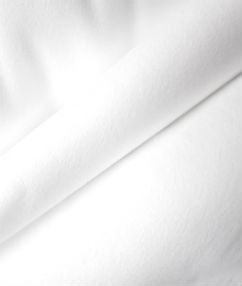 White Velvet Soft Feel - FR - White