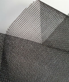 Mosquito and Insect Screen Mesh - Black